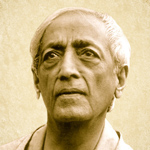 Jiddu Krishnamurti Meditation Quotes