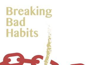 Breaking habits with meditation