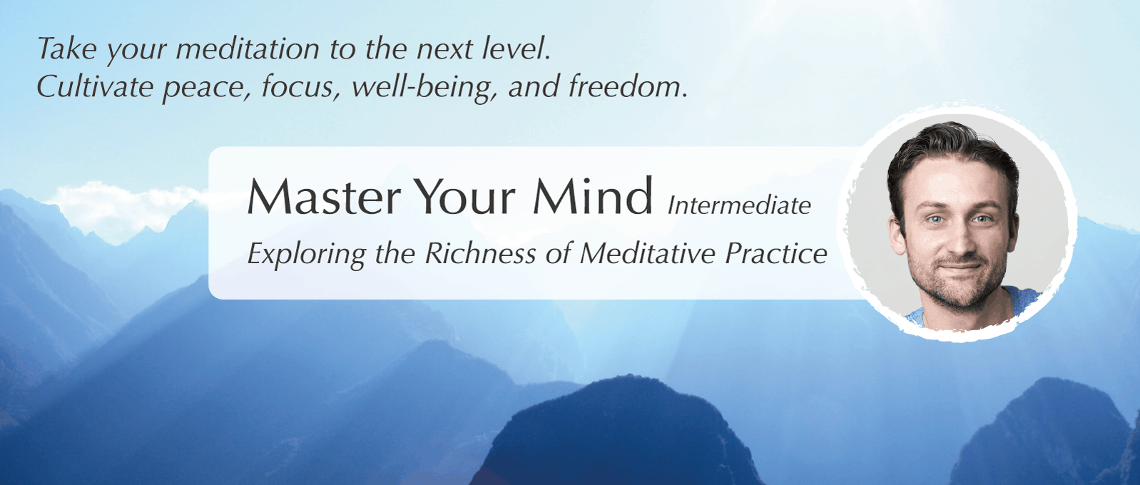 Master Your Mind Intermediate Course