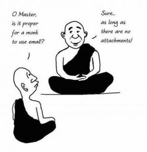 letting go quotes—dialog between master and disciple