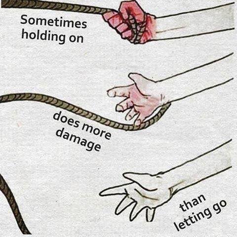 let go damage
