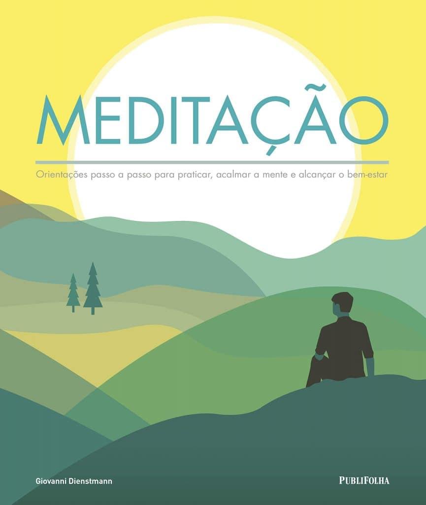Practical Meditation book cover Portuguese