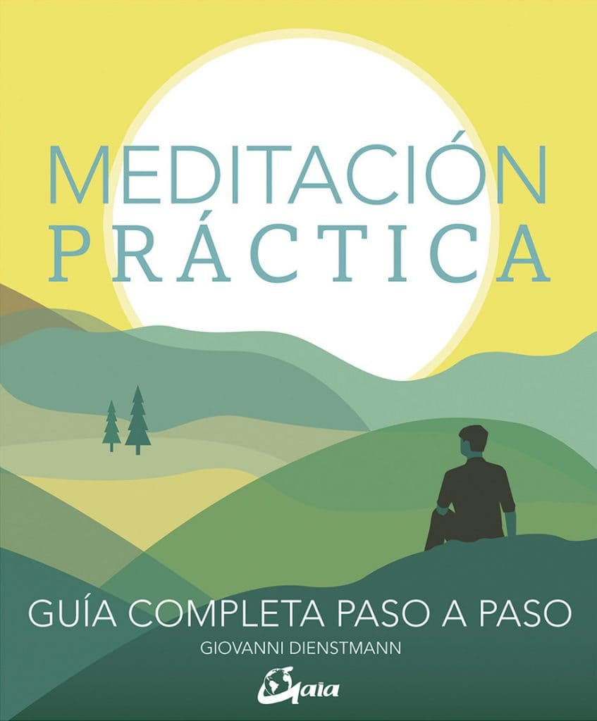 Practical Meditation book cover SPANISH